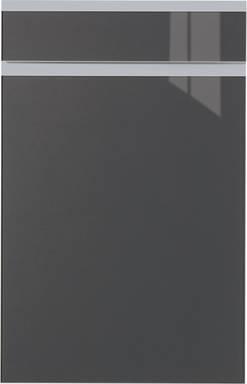 High-gloss Graphite Metallic