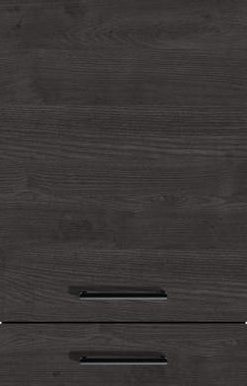 Carbon Oak-Effect (End-grained Wood Edge), Horizontal